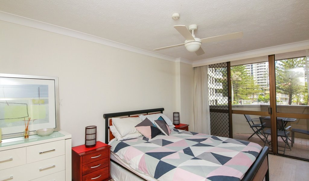 Room To Rent In Old Burleigh Road Surfers Paradise Big Unit On