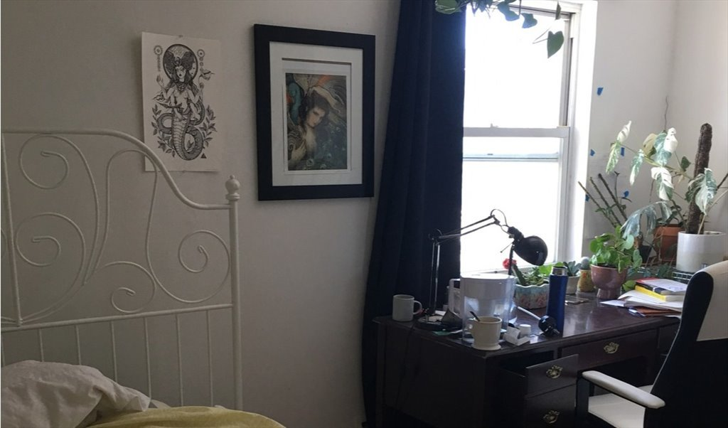 Room for rent in McGuinness Boulevard, Brooklyn - Sunny room in artist  Greenpoint Loft - $975