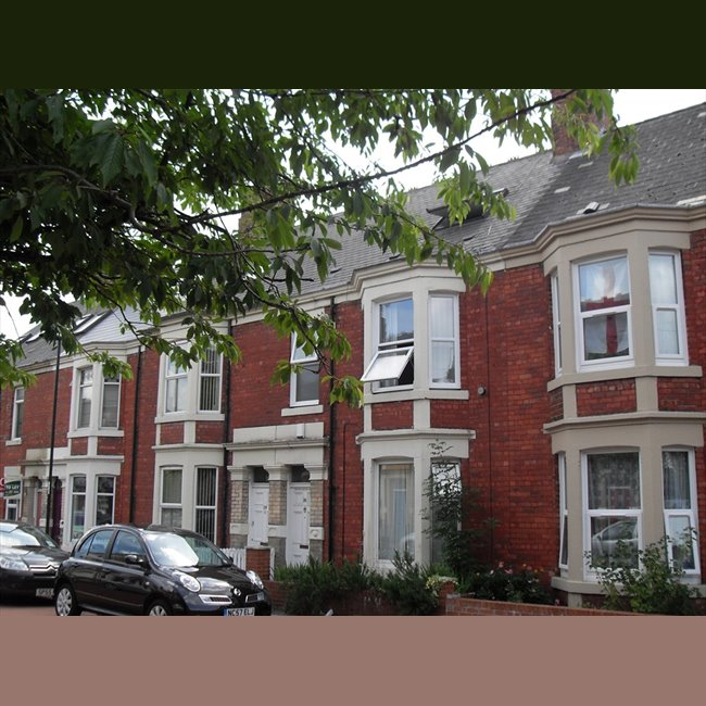 Room to rent in Roxburgh place, Heaton - Spacious Double Room Close to Uni,  Hospital, Centre, Metro - £240
