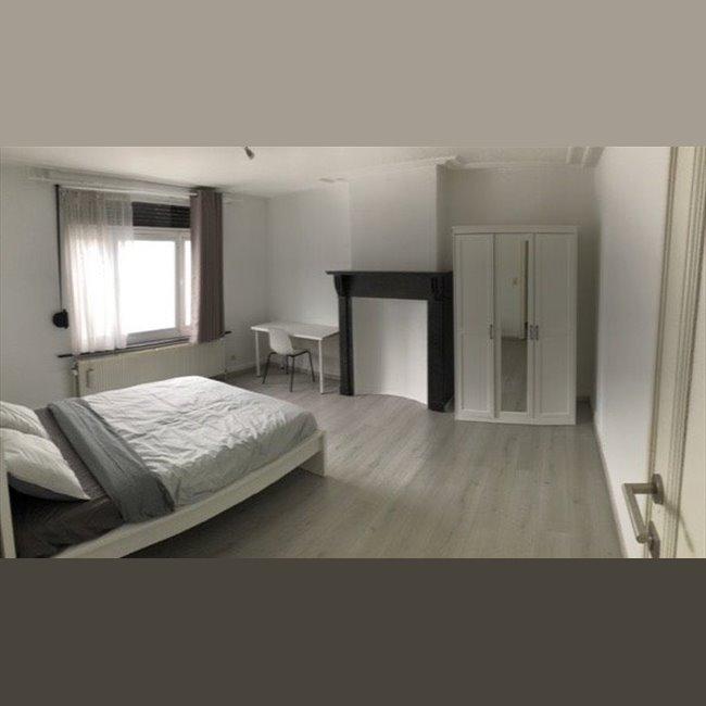 Colocation à Avenue Broustin, Ganshoren - Belle chambre à louer dans maison rénovée   Appartager