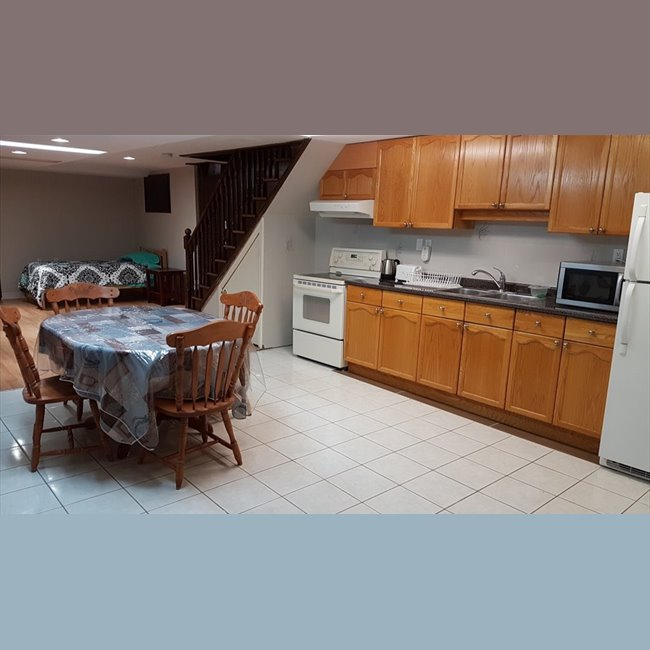 Apartments For Rent In Toronto: Room For Rent In Nairn Avenue, Old Toronto