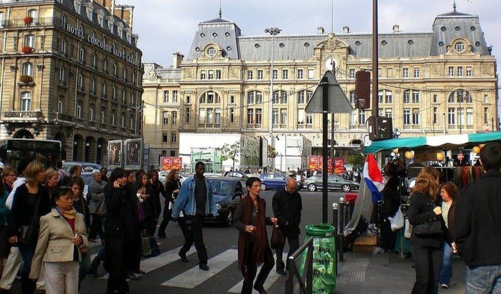 Colocation rue fabert paris tres petit et beau studio for Avoir un beau jardin pas cher