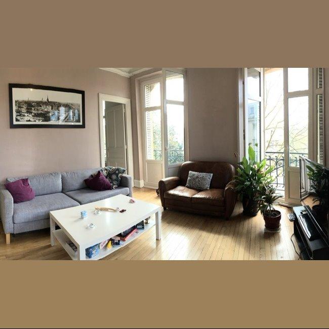 Colocation place de la commanderie nancy 1 chambre en for Appartement meuble nancy