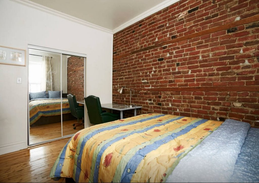 ... Room For Rent In Rue Crescent, Ville Marie   BIG ROOM IN DOWNTOWN  MONTREAL ...