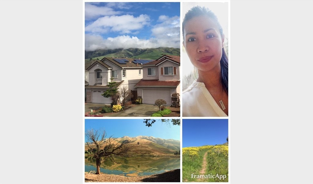 Room for rent in Ayer Lane, Milpitas - Furnished Private Bedroom/Bath in a  Clean, Spacious Home - $1250
